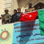 Yunan basını PKK/YPG'li teröristler gibi yasta