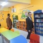 Şehit Aybüke öğretmenin adı kütüphanede yaşatılacak