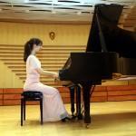 MEÜ'de piyano konseri