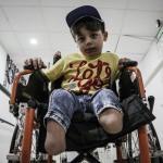 """""""Ortez-Protez"""" Suriyelilerin eli ayağı oldu"""