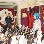 Çubuk'ta HEM sergisi açıldı