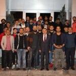 Milletvekili Zeybek Havza Belediyespor'u kutladı