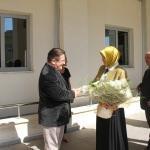 Sakarya Milli Eğitim Müdürü Durmuş göreve başladı