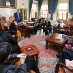 İstanbul Müftüsü Yılmaz'dan anlamlı hareket