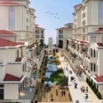 Körfezkent'in ortasında yeni bir ticaret merkezi!