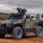 Otokar, Güney Amerika'ya askeri çıkarma yaptı