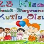 23 Nisan Çocuk Bayramı şiirleri! 2 kıtalık, 3 kıtalık, 4 kıtalık şiirler