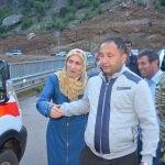 GÜNCELLEME 2 - Adana'da otomobil baraj gölüne devrildi
