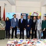 Uşak'tan Afrin'e bin parça hediyelik eşya gönderildi