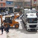 Sorgun Belediyesi çöp konteynırlarını yeniliyor