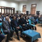 Gazeteci yazar Dilipak, Çumra'da