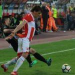 Belgrad derbisinde kazanan Kızılyıldız