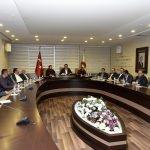 Gümüşhane Belediyesi meclis toplantısı