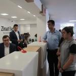 Lise öğrencilerinden Mehmetçik Vakfı'na bağış