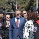 İzmir'de yunus ekipleri için yeni motosiklet