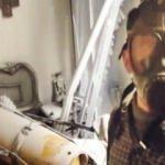 İşte o kimyasal bomba! Parçaları Türkiye'ye...