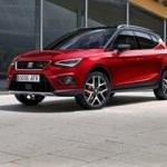 SEAT Arona'ya 'En İyi Ürün Tasarımı Ödülü'