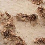 140 çocuğun mezarları bulundu