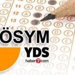 26 Nisan YDS sınav sonuçları! ÖSYM sorgulama sayfası...