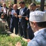 Belediye başkanları Halil Kut Paşa'yı andı
