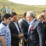 """""""300 koyun projesi"""" Şırnak'ta başladı"""