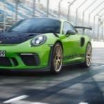 Yeni 911 GT3 RS'den en hızlı tur zamanı!