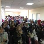 Ergani'de Berat Kandili kutlandı