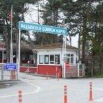 Kepçe operatörü Yunan sınırında gözaltına alındı