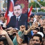 AK Parti mitinginde 'Bozkurt' işareti dikkat çekti