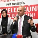 """Şehit annesi """"Yılın Annesi"""" seçildi"""