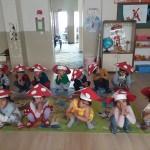 Anasınıfı öğrencilerinden yıl sonu gösterisi