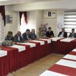 Gürün'de seçim güvenliği toplantısı
