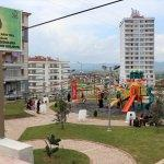 """Kastamonu'da  """"az polenli park"""" açıldı"""