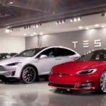 Örtünün altından Tesla'nın gizemli aracı çıktı!