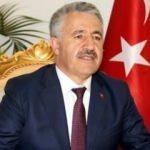 Bakan Arslan'dan 19 Mayıs mesajı