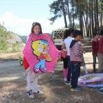 Türk Kızılayından Hatay'da uçurtma şenliği