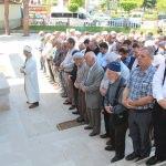 Taşova'da şehit Filistinliler için gıyabi cenaze namazı kılındı