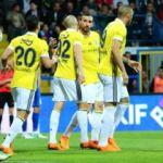 Fenerbahçe Karabük'te gol oldu yağdı!