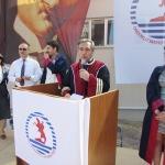 Kavak Meslek Yüksekokulu'nda mezuniyet töreni