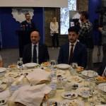 Başbakan Yardımcısı Işık, şehit yakınları ve gazilerle iftar açtı