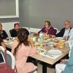 Güdül'de şehit aileleri ve gazilere iftar
