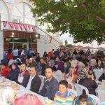 Çubuk'ta iftar