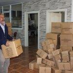 Özalp'taki ihtiyaç sahibi ailelere ramazan yardımı