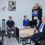 AK Parti Milletvekili Ceylan'dan Beypazarı'na ziyaret