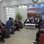 AK Parti milletvekili adayları Adilcevaz'ı ziyaret etti