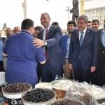 Adalet Bakanı Abdulhamit Gül'ün esnaf ziyareti