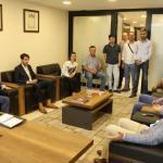 AK Parti Tekirdağ milletvekili adayı Özcan'dan ziyaretler