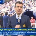 Fenerbahçe TV'de Ali Koç sansürü!