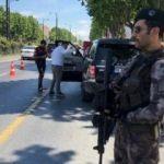 İstanbul'da giriş çıkışlar kapatıldı!