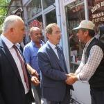 CHP Konya milletvekili adayı Şener, Karapınar'da